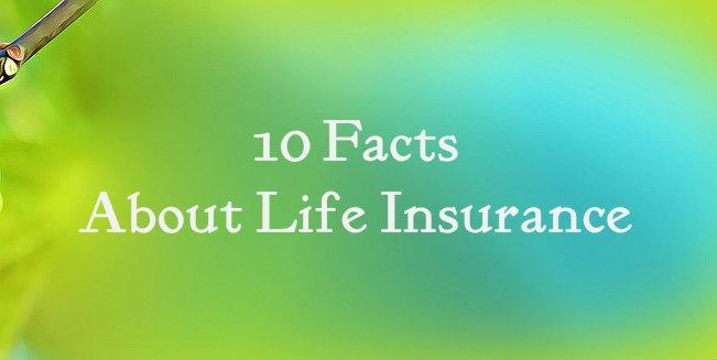 10 Facts About Life Insurance