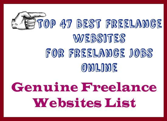 best freelance websites in india