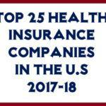 health insurance companies in usa