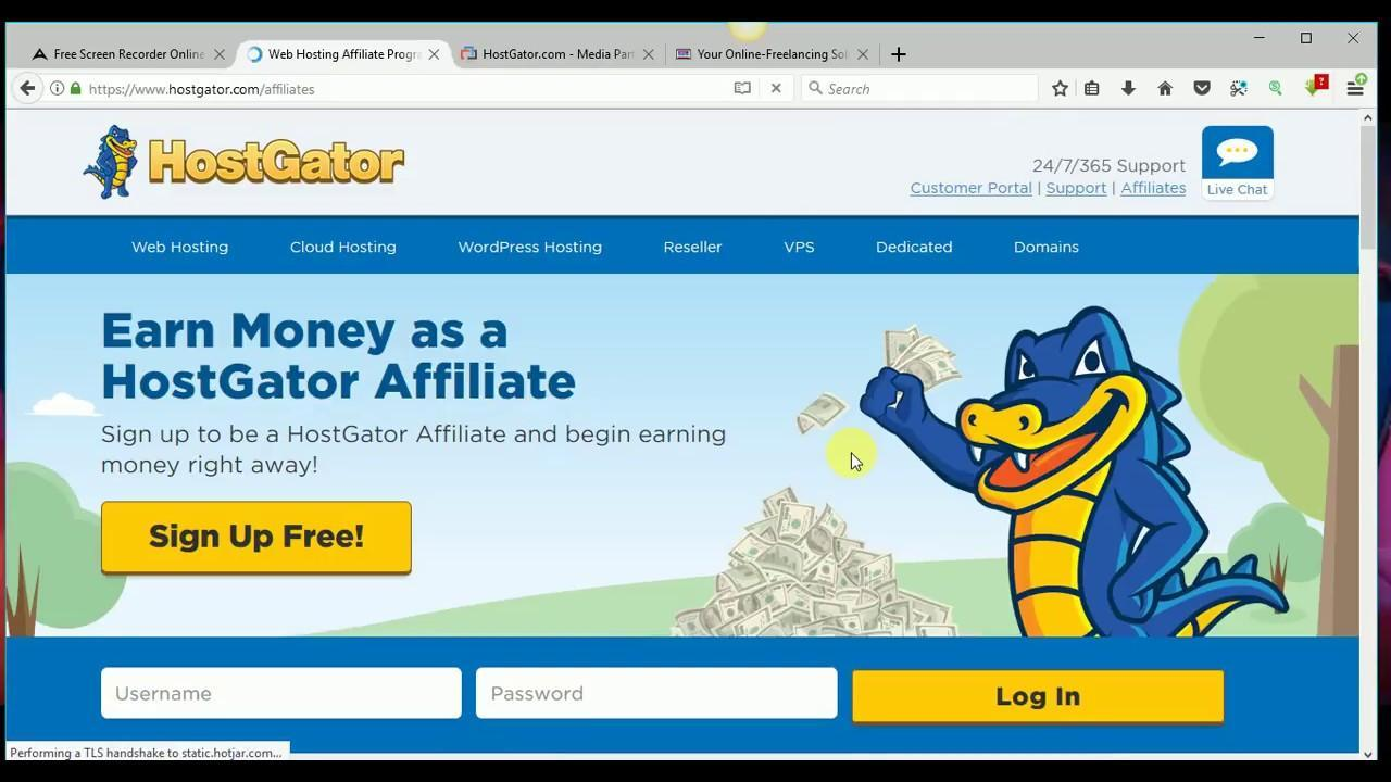 hostgators affiliate