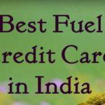 Best Fuel Credit Card