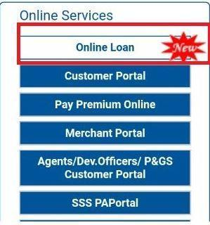 LIC Policy Online Loan